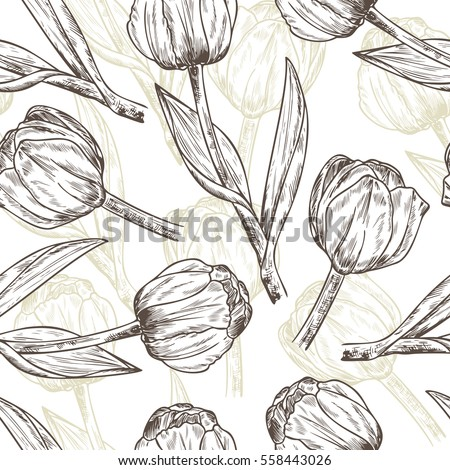 vector spring flowers flower