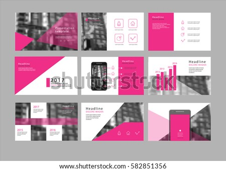 Pink Flyer Template - Download Free Vector Art, Stock Graphics & Images
