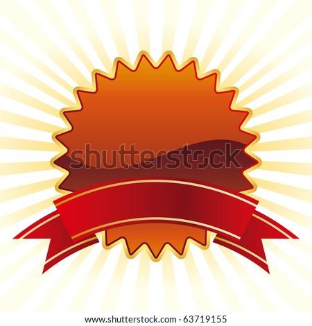 vector starburst icon