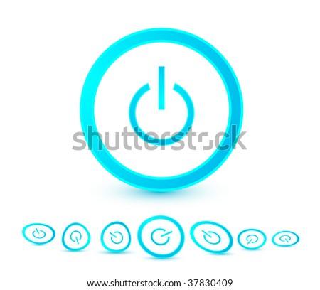 Vector start button