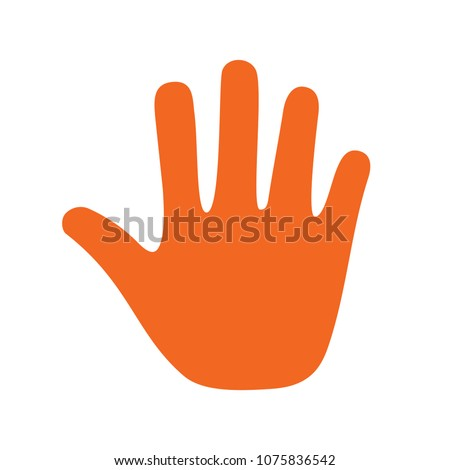 stock-vector-vector-stop-sign-hand-illustration-symbol-isolated-human-silhouette