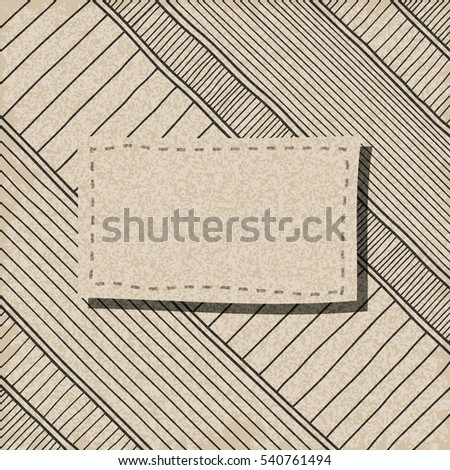 vector strip pattern. abstract...
