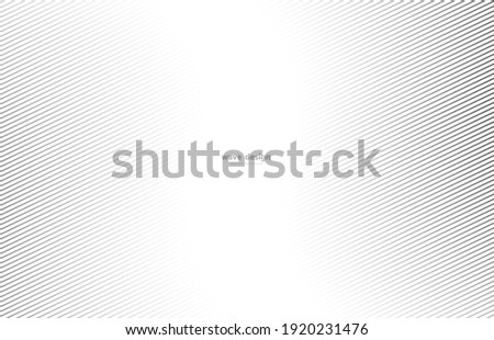 Vector Stripe pattern. Geometric texture background. Abstract lines wallpaper. Vector template for your ideas. EPS10 - Illustration Foto stock ©