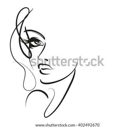 vector  stylish  original hand