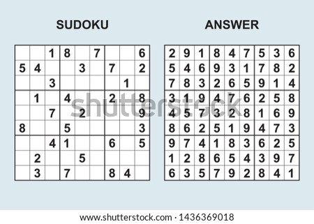 vector sudoku with answer 367
