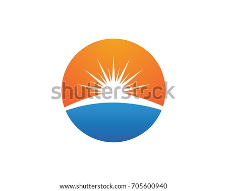 vector   sun burst star icon