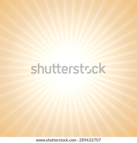vector sun light background
