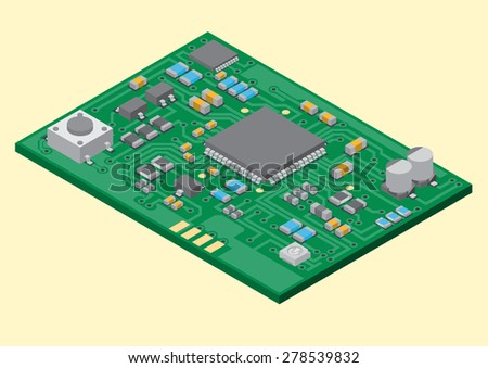 vector surface mount technology