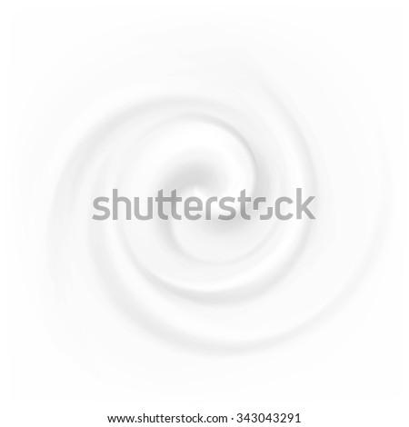 vector swirl cream texture