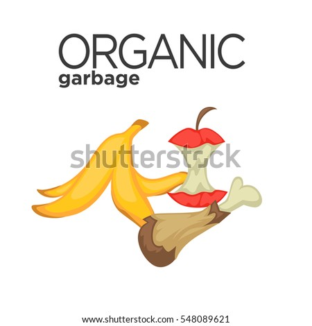 vector symbol of organic