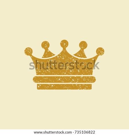 vector symbol of the royal