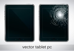 Vector tablet pc