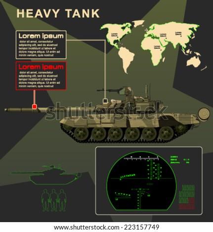 vector_tank_infographics_t90