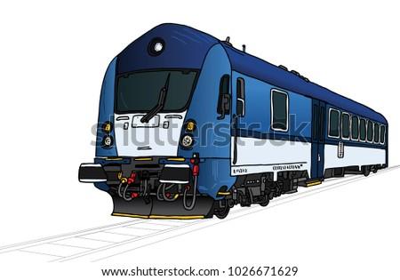 vector technical illustration