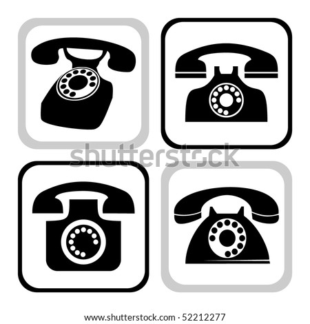 Vector telephone collection