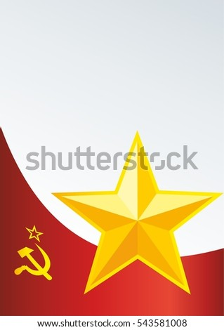 vector template for official