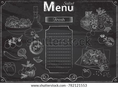 vegetarian menu templates download free vector art stock graphics