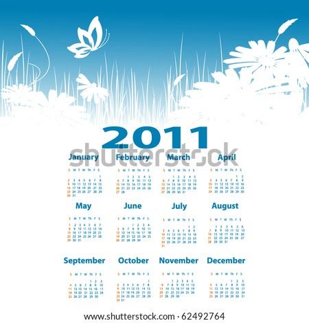 2011 calendar template. 2011 calendar template uk.
