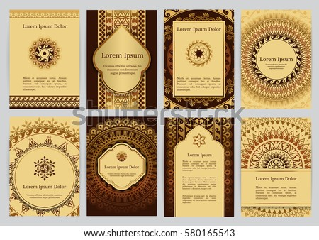 Free islamic background vector download free vector art stock vector templates with mandala in brown gold and beige colors based on ancient greek stopboris Images