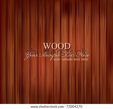 vector texture of wooden boards