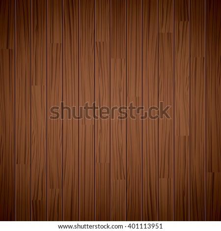 vector texture of wooden dark