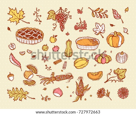 Thanksgiving Icons - Download Free Vector Art, Stock Graphics & Images