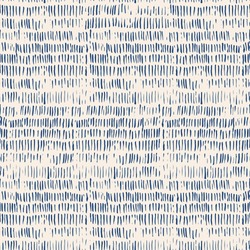 Vector tie dye seamless pattern. Hand drawn shibori print with stripes. Ink textured japanese background.