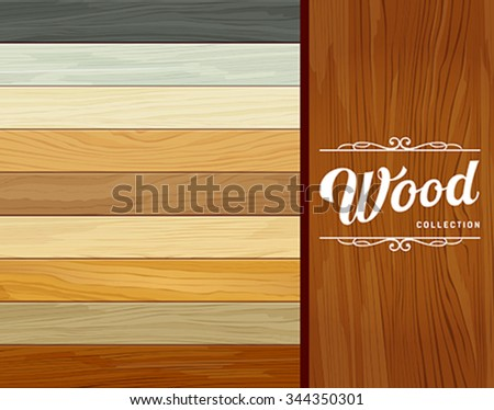 vector tile wood floor striped
