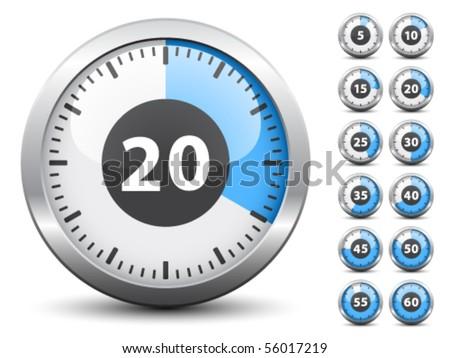 vector timer   easy change time