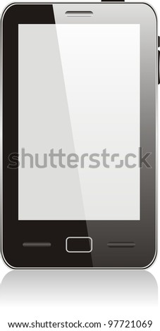 vector touch smartphone