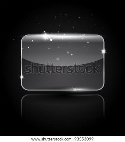Vector transparent icon