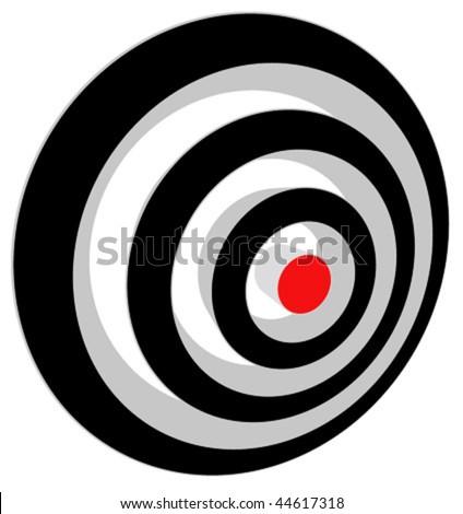 target logo eps. 2011 Arrow Target Vector