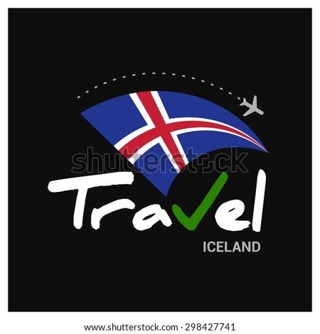 vector travel company logo