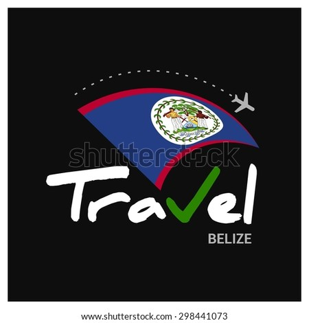 vector travel company logo