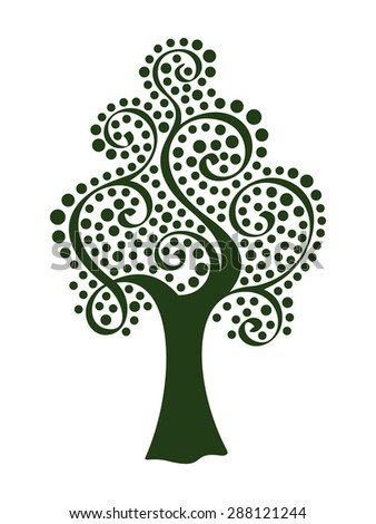 vector tree 17