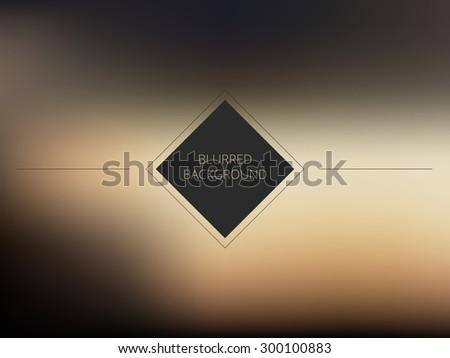 vector trendy dark brown