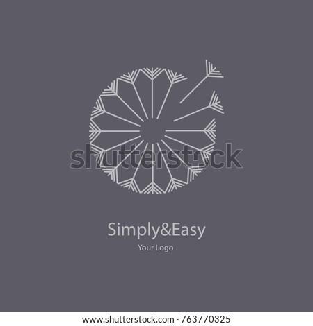vector trendy transparent gray