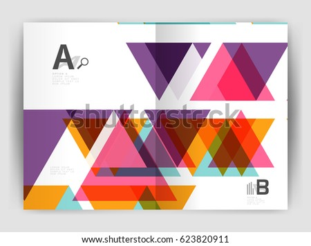 vector triangle business annual