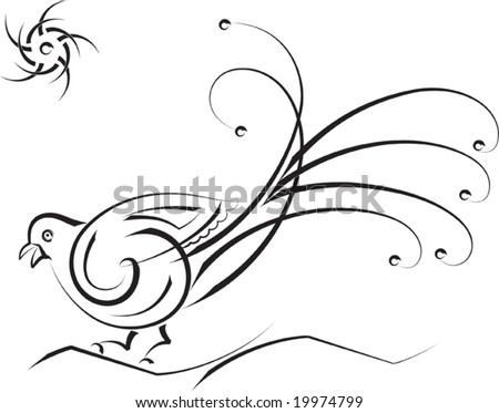 Designtattoo Lettering Online Free on Tattoos Tattoo S Ink Idea Design Feather Bird Silhouette Flying