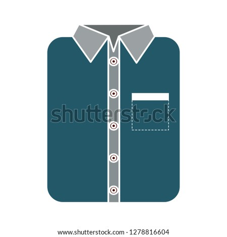 vector tshirt icon-shirt vector-clothes symbol-textile illustration-fashion sign