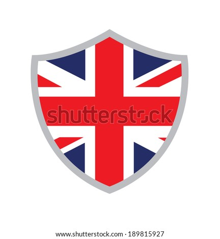 vector united kingdom shield