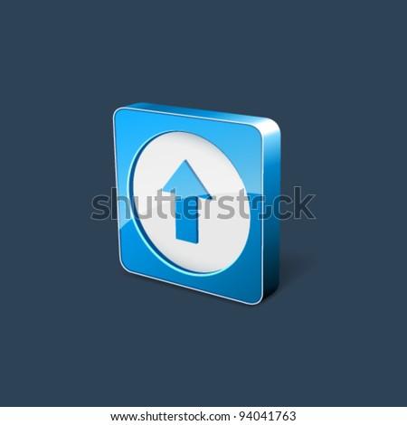 Vector Upload Icon