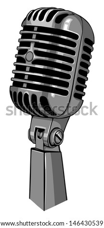 vector variety microphone