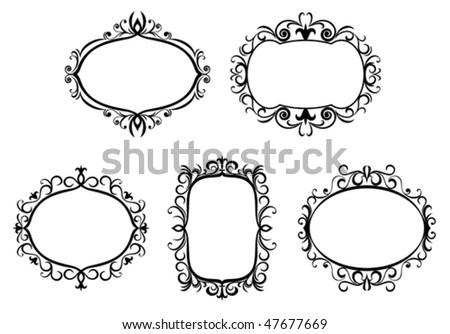 clip art borders and frames. clip art borders and frames.