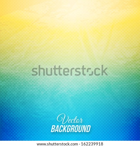 vector vintage background with