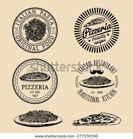 italy food logo Gallery