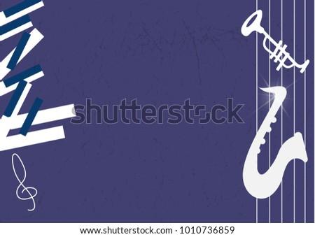 Music Live Concert Poster Flyer Template Design