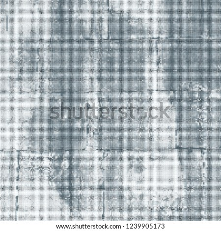 vector vintage stone brick wall
