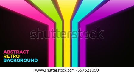 vector vivid bright background