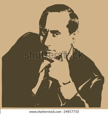 Vector. Vladimir Putin